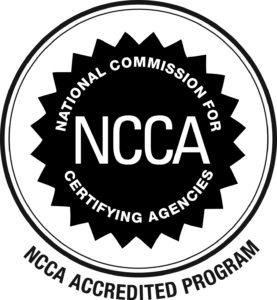 National Commission for Certifying Agencies logo