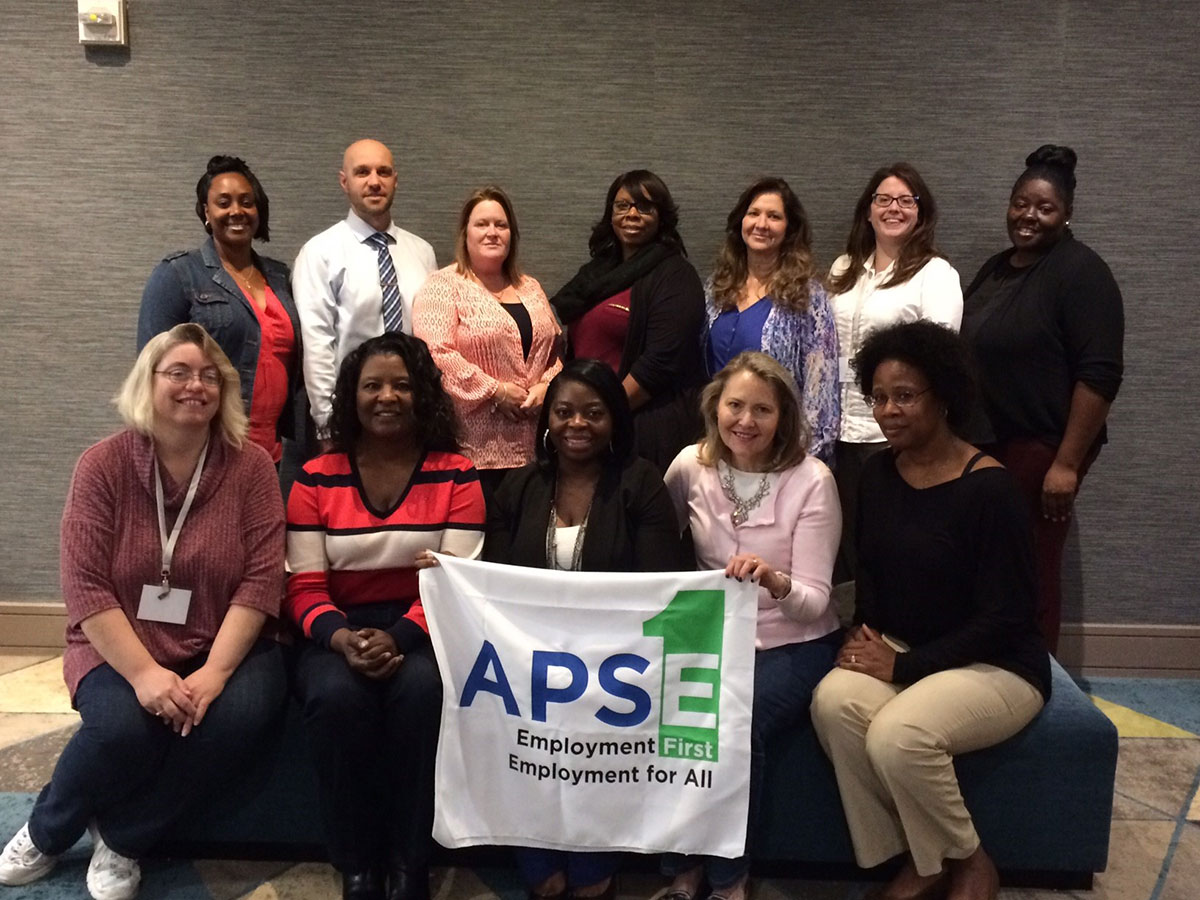 South Carolina APSE photo from 2017 Regional Institute in Atlanta, GA.