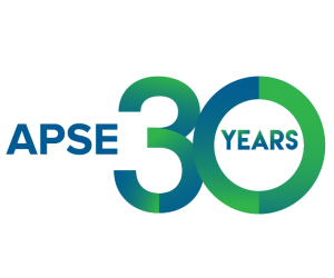 APSE 30 years.