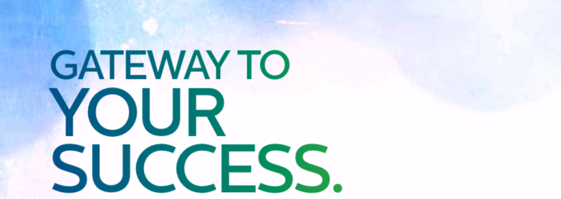 Gateway to Your Success.