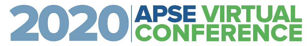 2020 APSE Virtual Conference.