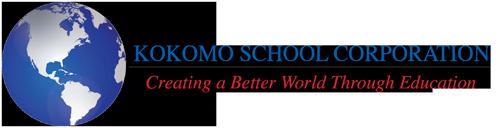 Kokomo School Corporation logo.