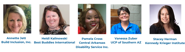 The 5 pre-ets panel presenters.