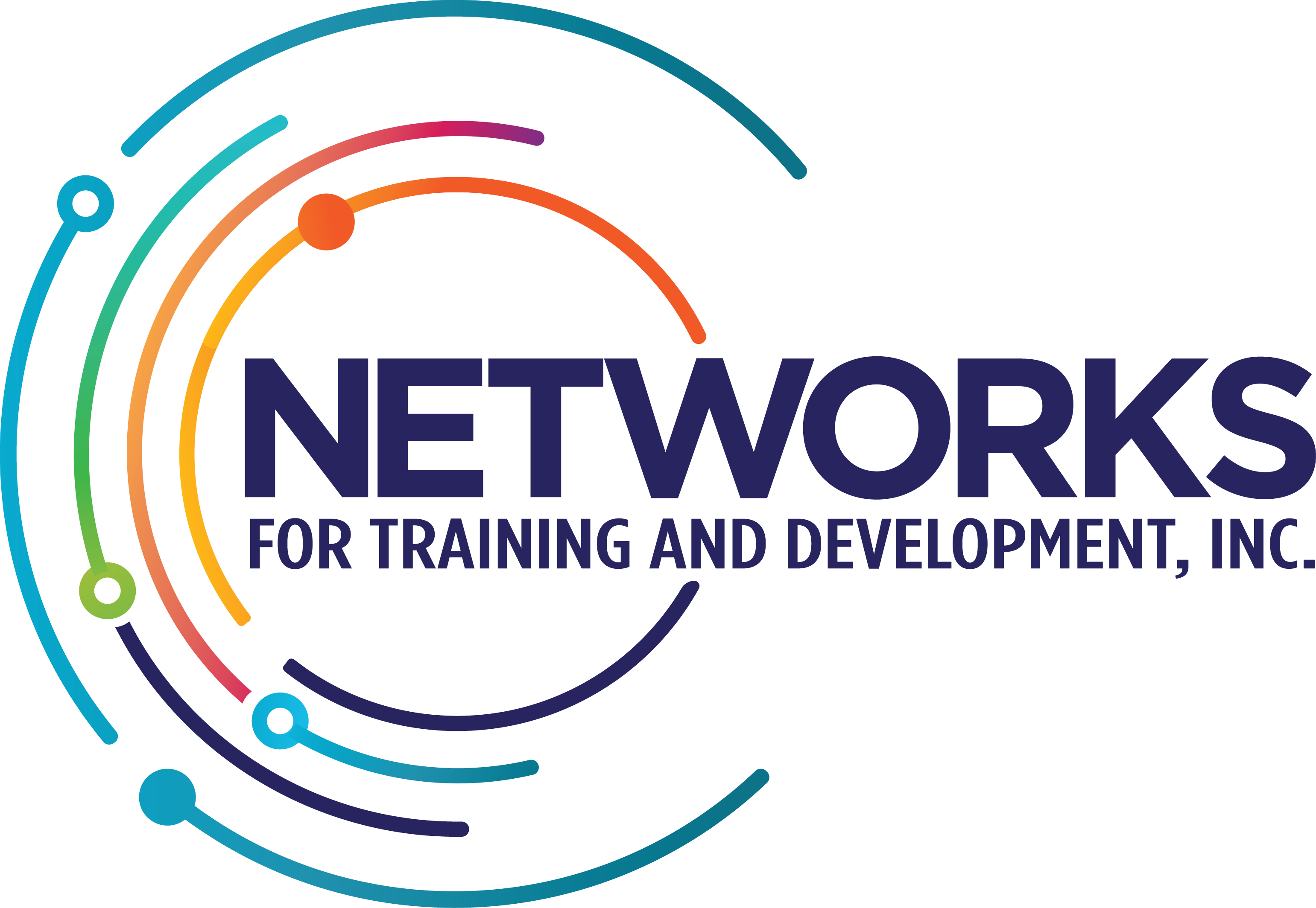 Networks for Training and Development Inc logo.