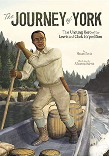 Journey of York cover page.